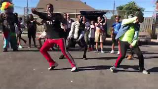 THESE DANCERS GOT IT DOWN PACKED! | OfficialTSquadTV | Tommy The Clown