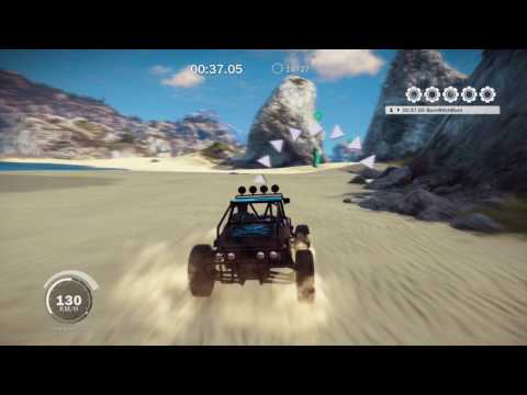 Seaside Sprint - Land Race - Just Cause 3 PS4