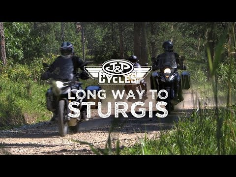 The Long Way To Sturgis : 2019