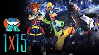 Reconectados 1x15: Bayonetta 1+2, Kingdom Hearts 3, Kingdom Come Deliverance