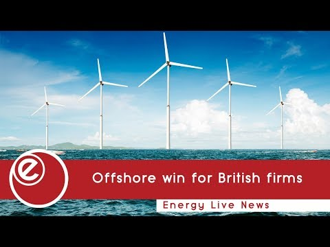 Offshore win for British firms