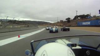 1964 Cobra Racing at Laguna Seca