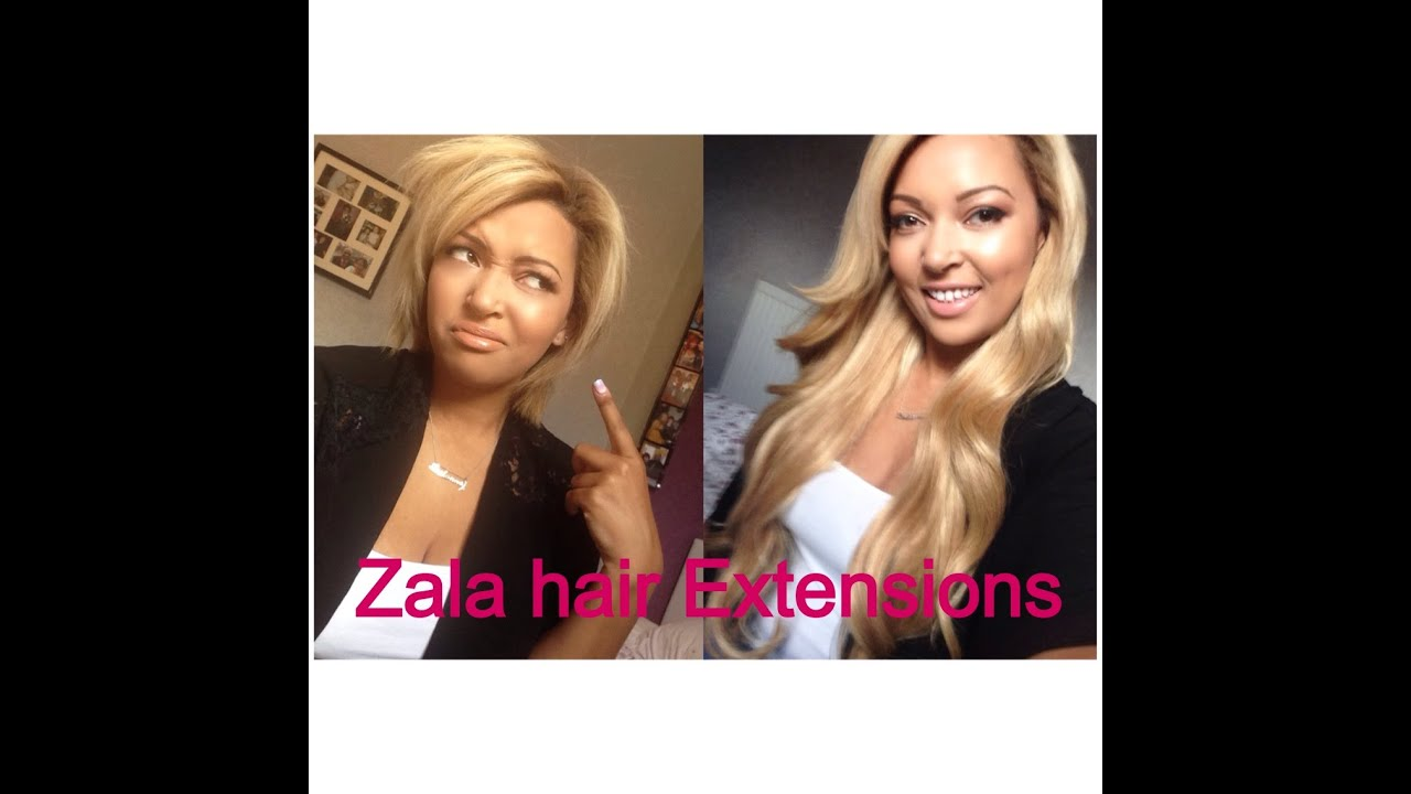 Zala hair extensions review youtube zala hair extensions review pmusecretfo Choice Image