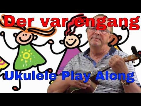 Der var engang. Lær at spille ukulele. Sådan spiller du ukulele.