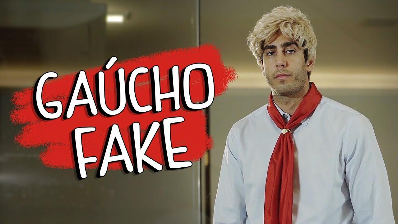 Gaúcho Fake - DESCONFINADOS (Erros no Final)