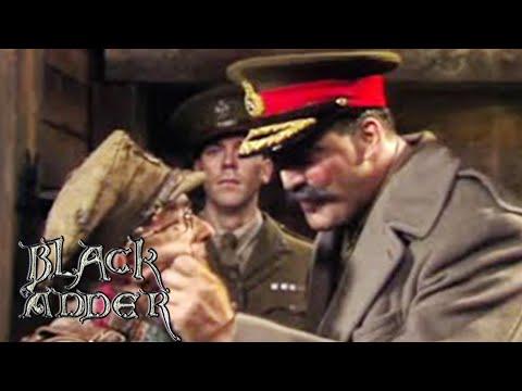 General Melchett Visits the Troops - Blackadder - BBC