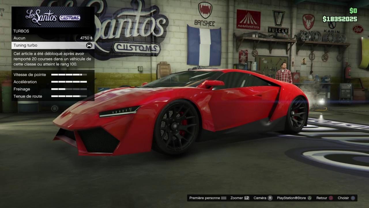 Gta Online Avoir La Lykan Hypersport De Fast And Furious