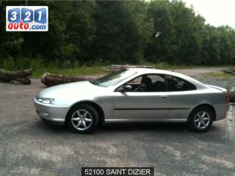 occasion peugeot 406 coupe saint dizier youtube. Black Bedroom Furniture Sets. Home Design Ideas