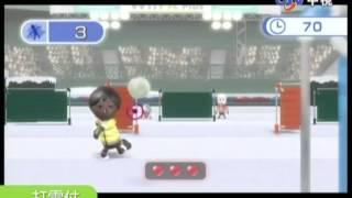 台湾のCM Nintendo Wii Fit Plus  2010  リンチーリン
