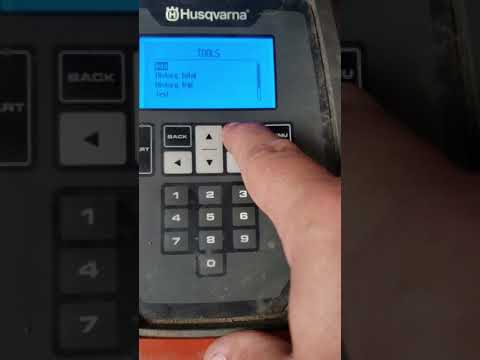 How to Access Husqvarna Automower Hidden Service Menu - Fix Sensor and  Guide Wire Issues Yourself! by StingerGT2