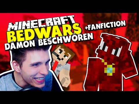 DÄMONEN BESCHWÖREN & STOFF FÜR FANFIKTIONS ✪ Minecraft Bedwars Woche Tag 114 mit Kedos