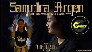 SAMUDRA ANGEN - TIKACYA ( OFFICIAL MUSIC VIDEO )