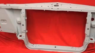 1965 Pontiac Tempest Radiator Support