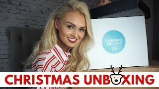 Christmas Unboxing / Haul with the Blogger Program - FEELUNIQUE - FAKE TAN  & SO MUCH MORE!!!