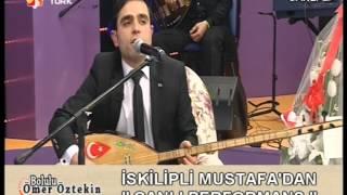 İskilipli Mustafa - Vizyon Türk Canlı Performans 1