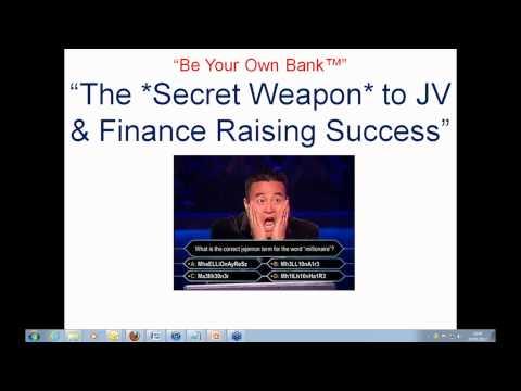 The 7 Step Joint Venture Blueprint (Part 1)
