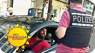 POSER-JÄGER in MANNHEIM | SAT.1 Frühstücksfernsehen | TV