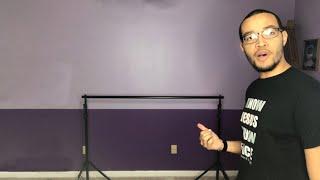 Emart Photo Video Studio Backdrop Stand
