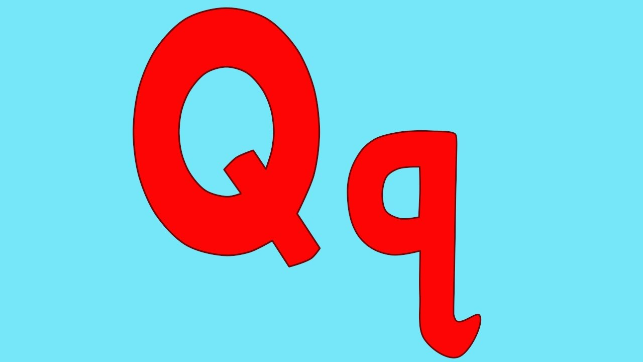 letter q song the q song 23122 | maxresdefault