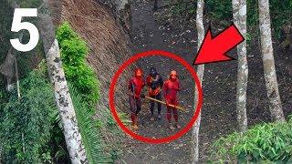 5 คนป่าลึกลับ ที่ไม่ติดต่อกับโลกภายนอก