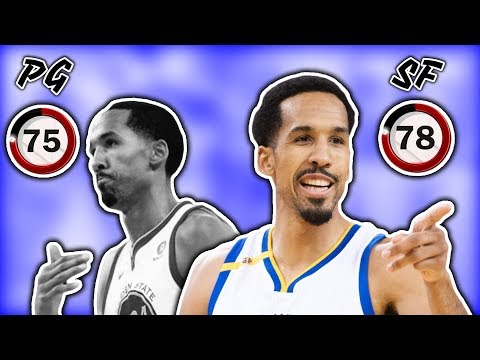 10 Players That Get Better When You Change Their Position In NBA 2K18