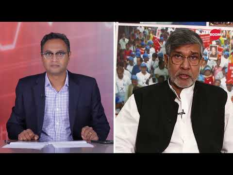 Our Children Are Not Safe At Home: Kailash Satyarthi On 'Bharat Yatra'