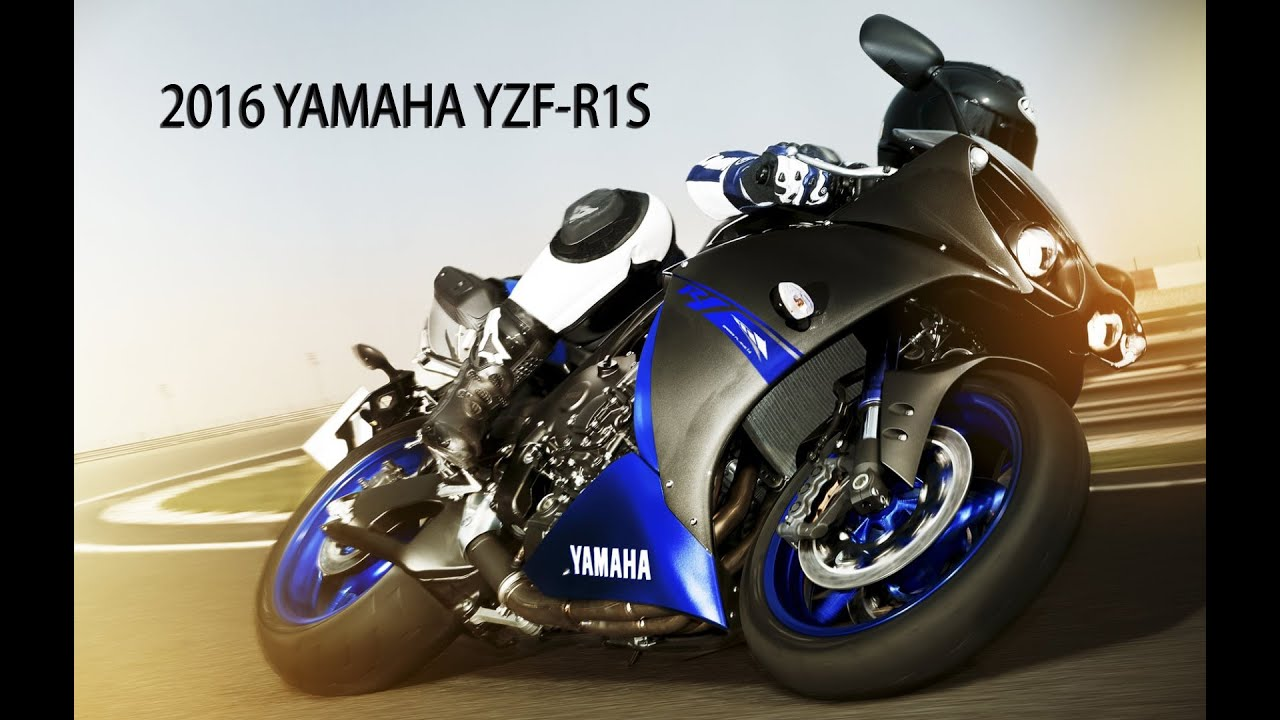 Yamaha yzf r1s review 2016 youtube for 2016 yamaha r1s