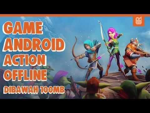 5 Game Android Offline Action Terbaik Dibawah 100 MB 2019