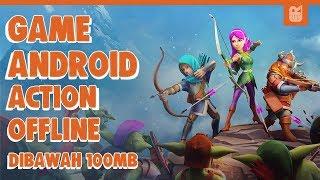 5 Game Android Offline Action Terbaik dibawah 100 MB 2018