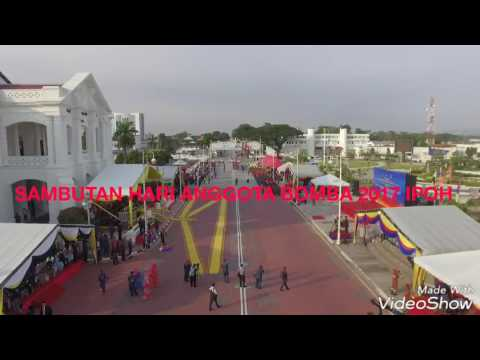 SAMBUTAN HARI ANGGOTA BOMBA 2017 IPOH PERAK BY DRONE