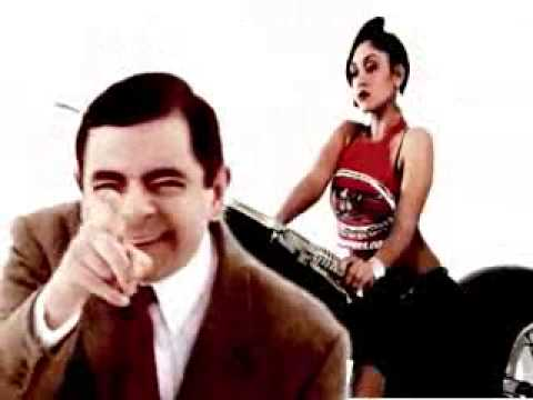 Mr  Bean feat Pitbull I know you want me
