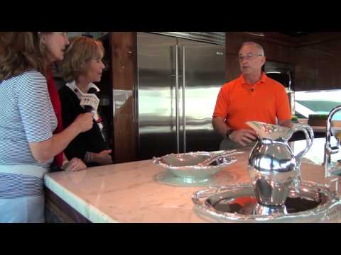 Key Biscayne interviews Peter Colagiovanni at the Miami Boat Show