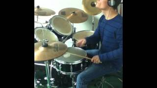Poetry For The Poisoned Pt. III - All Is Over - Kamelot (Drum Cover)