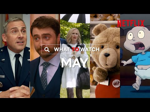 What's New On Netflix In May | UK