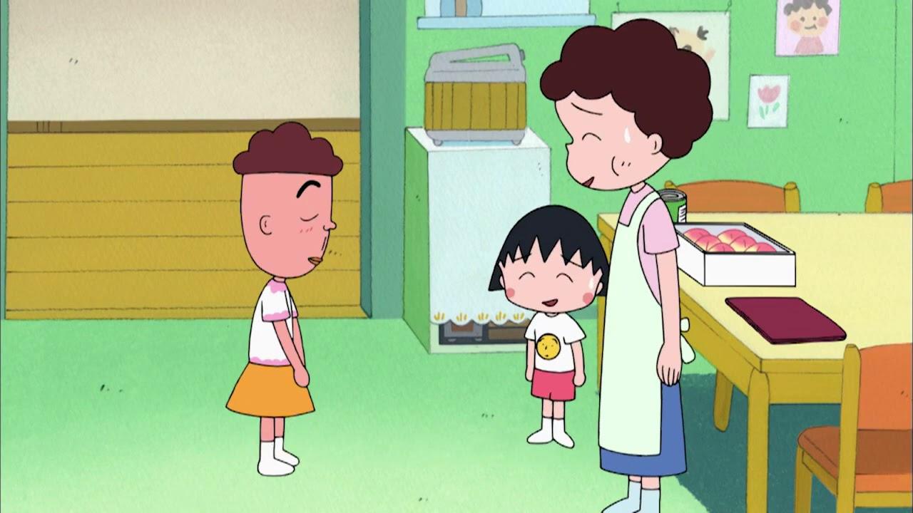 櫻桃小丸子 #576 绿子的桃子/小丸子推荐绑腹带