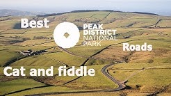 Best Peak District Roads Cat and Fiddle A537