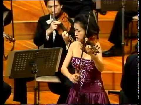 Kyung Wha Chung plays Beethoven Romance No.1