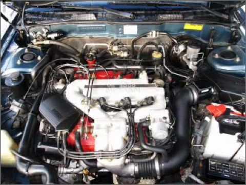 1993 Nissan Maxima - Venice FL - YouTube