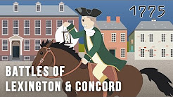 who fired first at lexington and concord With the restoration of buckman tavern, the lexington historical society is hosting an exhibit exploring the debate over whether the war began in lexington or concord.