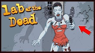 ZOMBIE EXPERIMENT GONE WRONG! - Lab of The Dead Gameplay Part 2