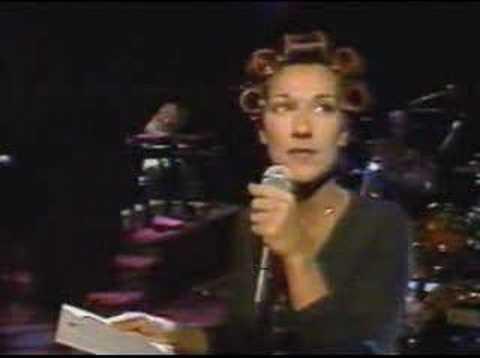 IMAGINE - Céline dion - Live