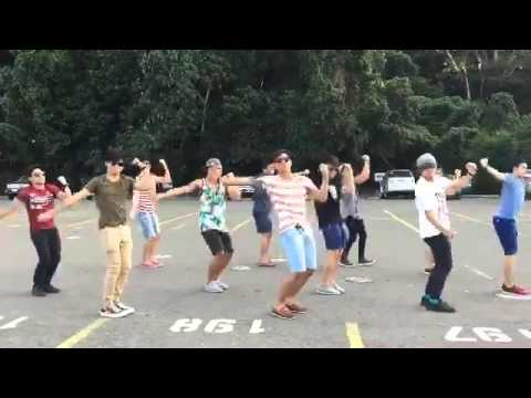 BOMBA dance by Hashtags