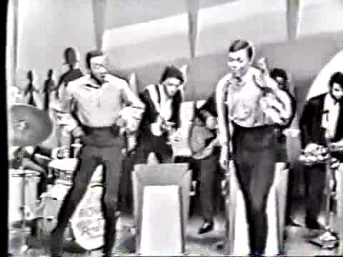 Buddy and Stacy on Night Train 1965