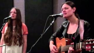 "The Staves ""In the Long Run"" Live at KDHX 5/30/13"