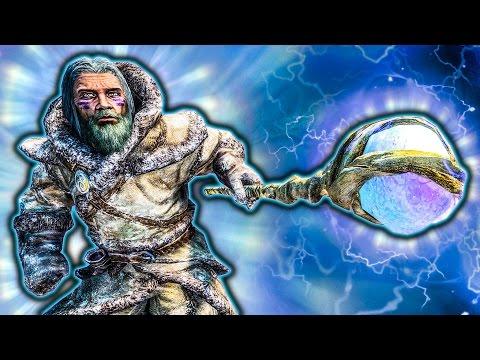 Skyrim SE Builds - The Druid - Remastered Build