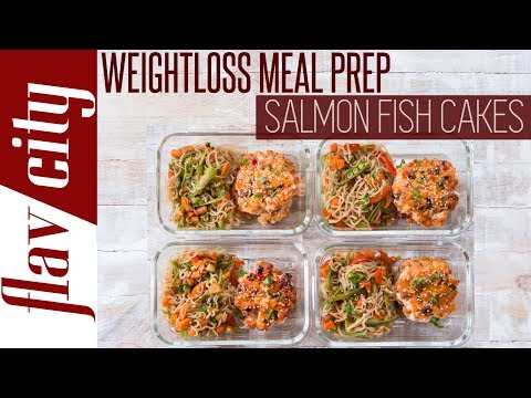 Epic Recipes For Weight Loss Under 390 Calories Healthy Salmon Meal Prep