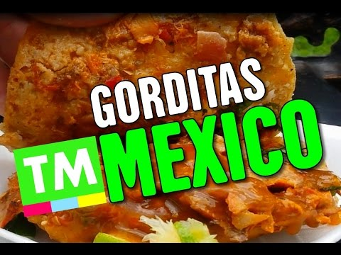 Eating the BEST Gorditas in Mexico City | Street Food