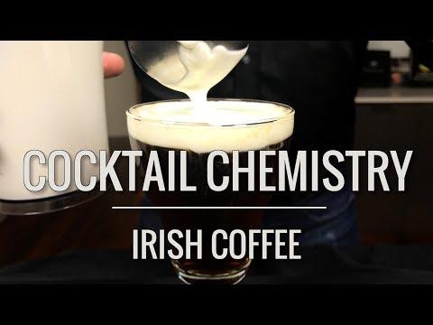 Cocktails of the World - Irish Coffee