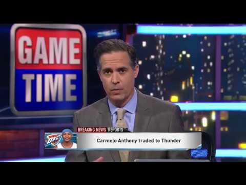 David Aldridge Says OKC Is All In For A Championship This Year