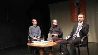 Patrick Breyer im Gespräch mit Zdeněk Hřib [Englisch]
